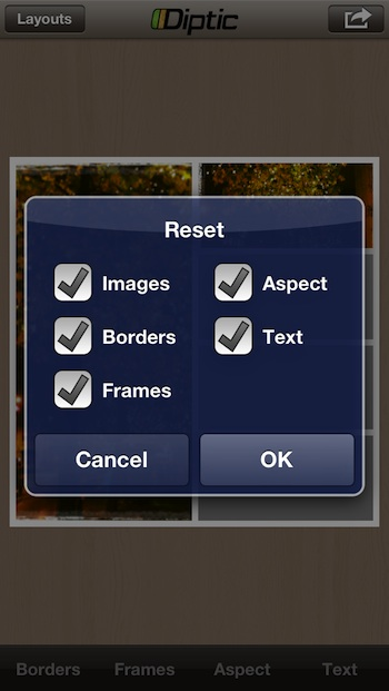 Diptic Pro Tip #3: Starting Over
